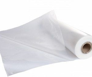 "Ldpe Sheet 54"" X 2ply X 0.2mm - 15m"