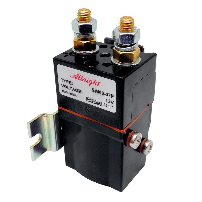 Albright Single Pole Contactor SW60-40P