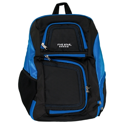 MEAD FIVE STAR ORGANIZED MAX BACKPACK