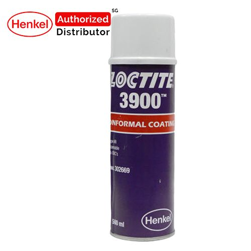 Loctite 3900 Conformal Coating Shadow Cure Acrylic 311g Henkel Authorized Distributor