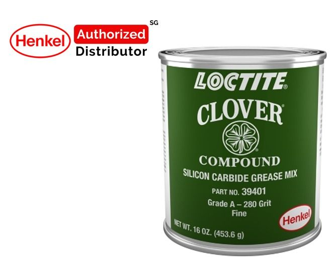 Loctite Clover Compound Grit-280 Grade a Fluid Abrasive 1lb Henkel Authorized Distributor