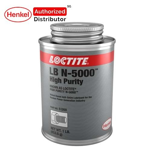 Loctite High Performance N-5000 High Purity Anti-seize 453.6g Henkel Authorized Distributor