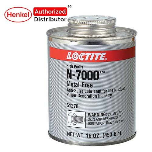 Loctite N-7000 Metal Free High Purity Anti-seize 453.6g Henkel Authorized Distributor