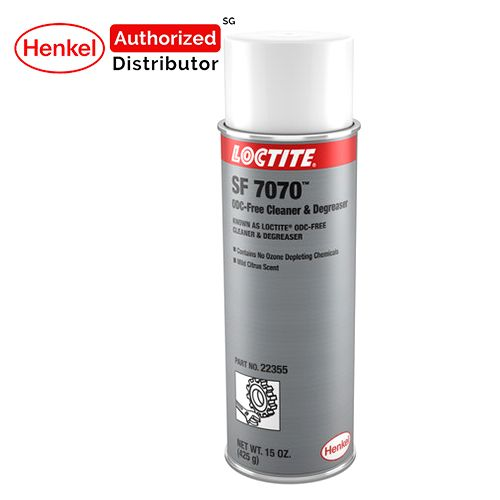 Loctite Sf 7070 Odc-free Cleaner&degreaser 15oz Henkel Authorized Distributor