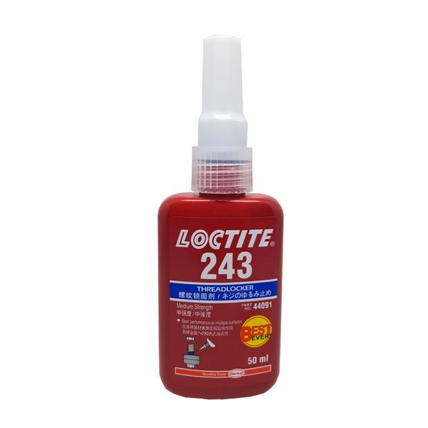 LOCTITE THREADLOCKER 243 (50ML)