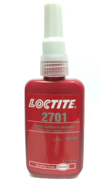 Loctite Threadlocker 2701 (50ml)