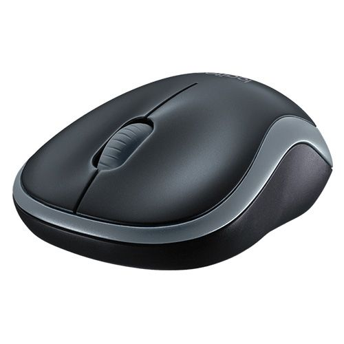 Logitech Wireless Mouse M185 Grey 910-002255