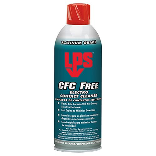 Lps Cfc Free Electro Contact Cleaner 465ml 03116