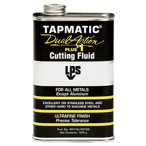 Lps Tapmatic Dual Action Plus No.1 Cutting Fluid 500g 40110/40120