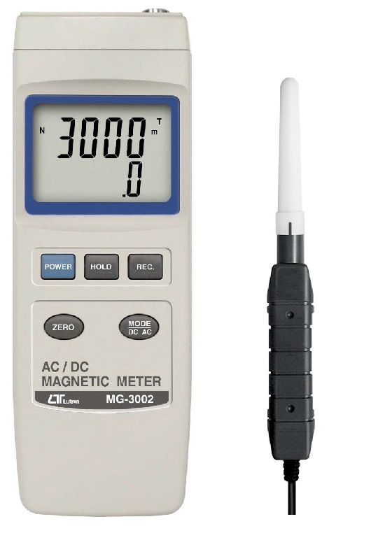 Lutron Ac/dc Magnetic Meter MG-3002