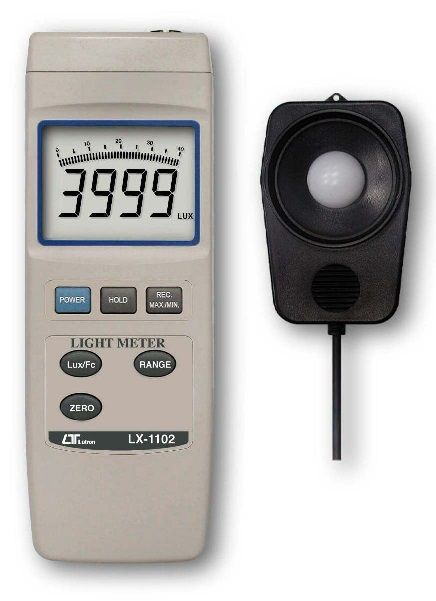 Lutron Light Meter LX-1102