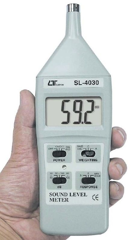 Lutron Sound Level Meter, Class 2 SL-4030