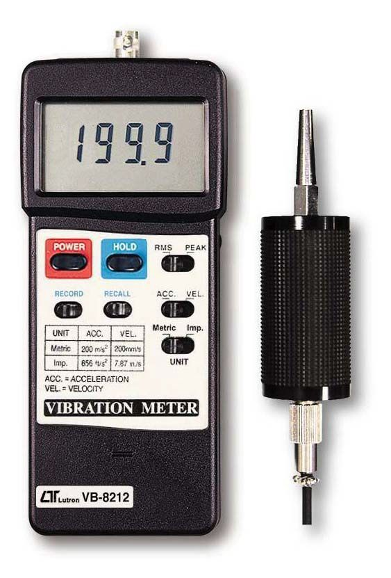 Lutron Vibration Meter VB-8212