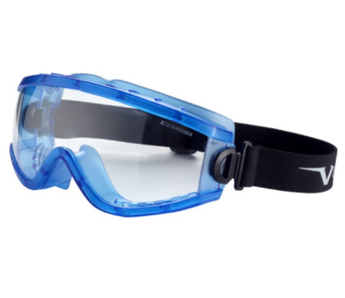 UNIVET Safety Googles Clear lens  619.02.01.00