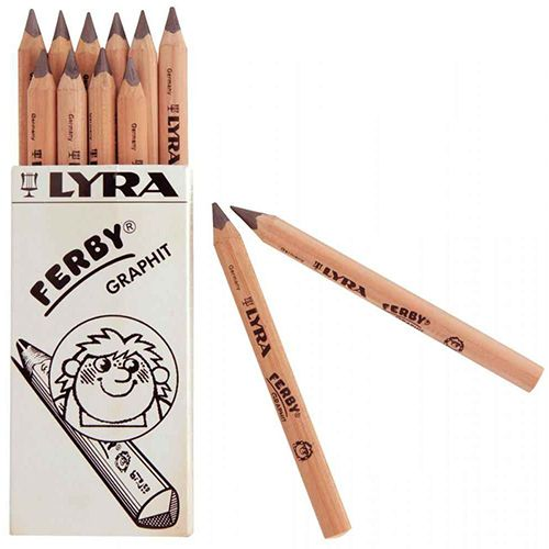 Lyra Ferby Graphite B Pencil - 12/pack 1810101