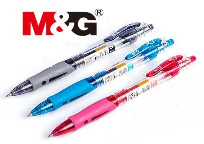 M&G Retratable Gel Pen R1 / R3 0.5mm