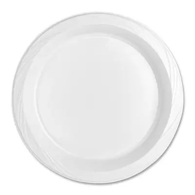 MC 10PP Plate White