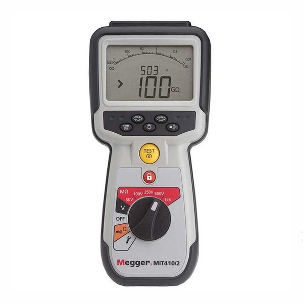 Megger Mit410/2 Insulation Testers