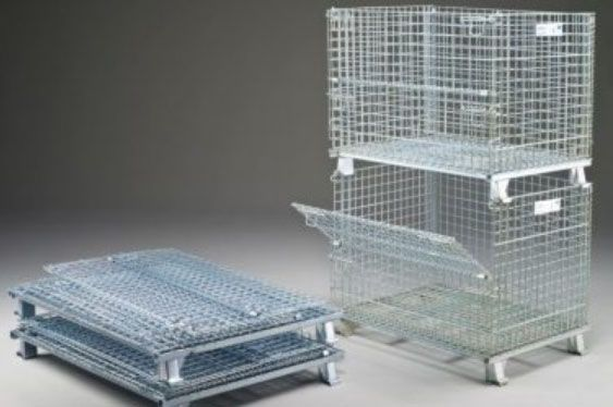 Supo Metal Steel Cage