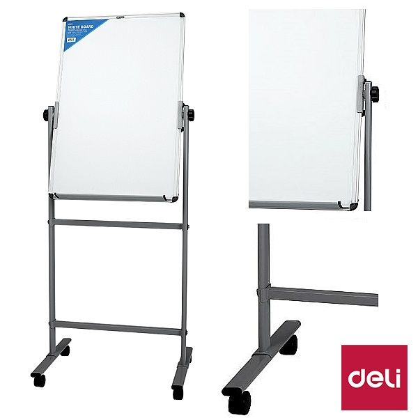 Mobile Flipchart / Whiteboard / Rotatable