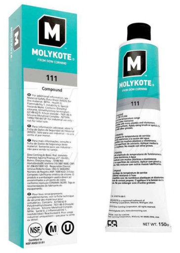 Molykote 111 Silicone Grease 150g