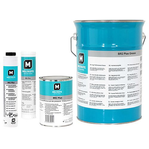 Molykote Br2 Plus High Performance Grease
