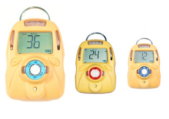 Mpower Uni 321 Disposable Single Gas Detector