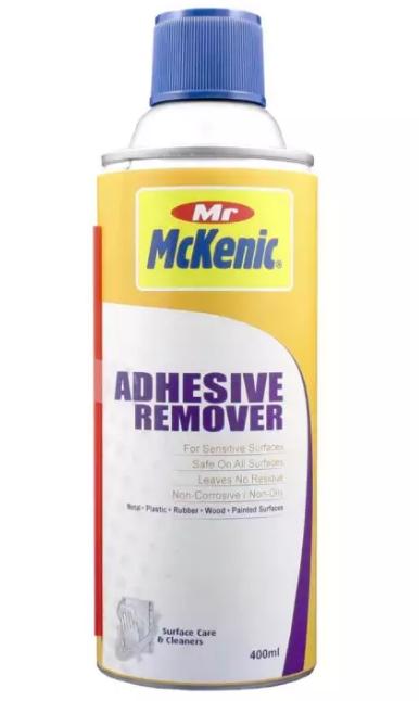 Mr Mckenic Adhesive Remover for Sensitive Surface (400ml)