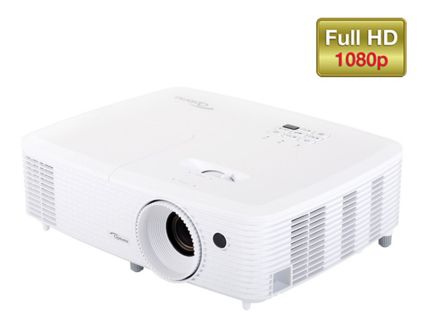 Optoma Full HD Home Theater Projector HD27