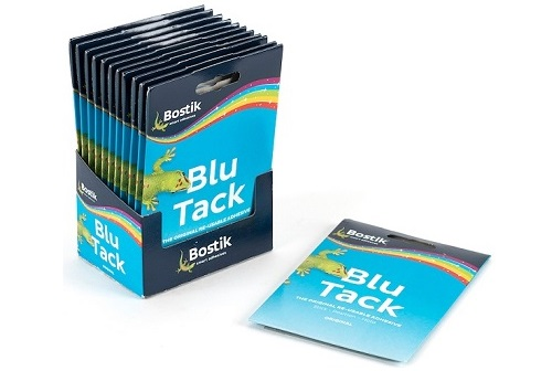 Blu Tack / Bostik - Value Pack - S(蓝宝贴-蓝丁胶)