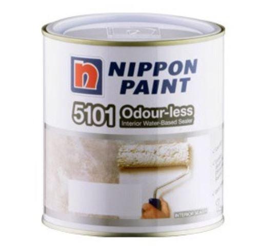 Nippon Paint - 5101 Odourless Wall Sealer - 1 Litre