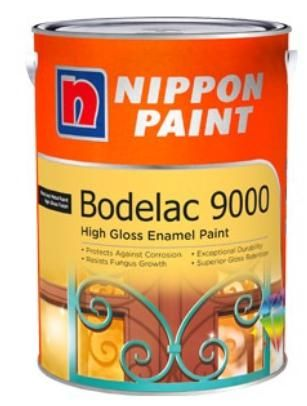 Nippon Paint - Bodelac 9000 - 5 Litres [1292 Colours]