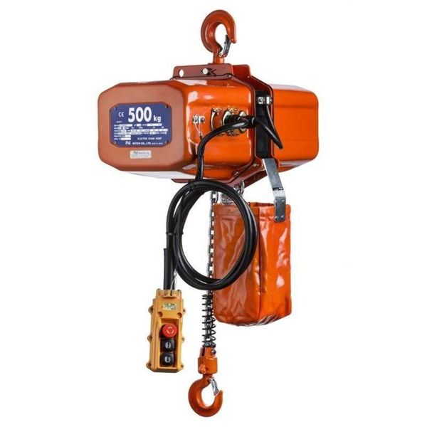 Nitchi Electric Chain Hoist EC40050