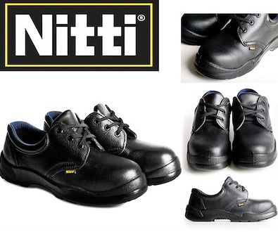 Nitti Safety Shoe/ Safety Boots/ Comfort/ Durability