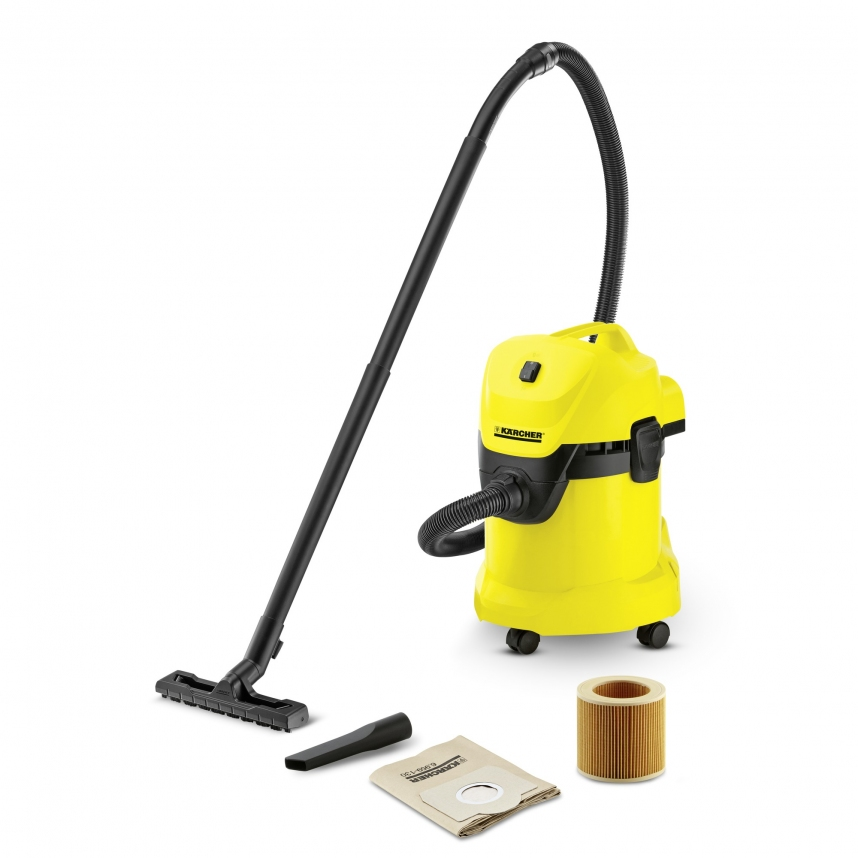 KARCHER MULTI-PURPOSE VACUUM CLEANER WD 3