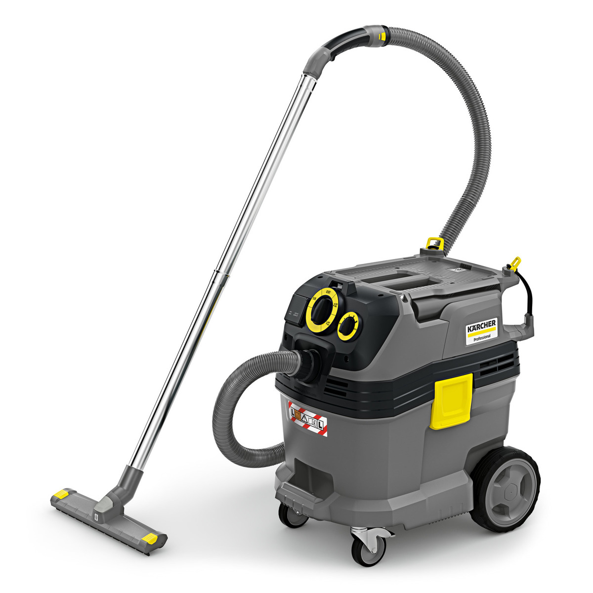 Karcher Tact Filter Clean System Vacuum Cleaner NT 30/1 Tact L