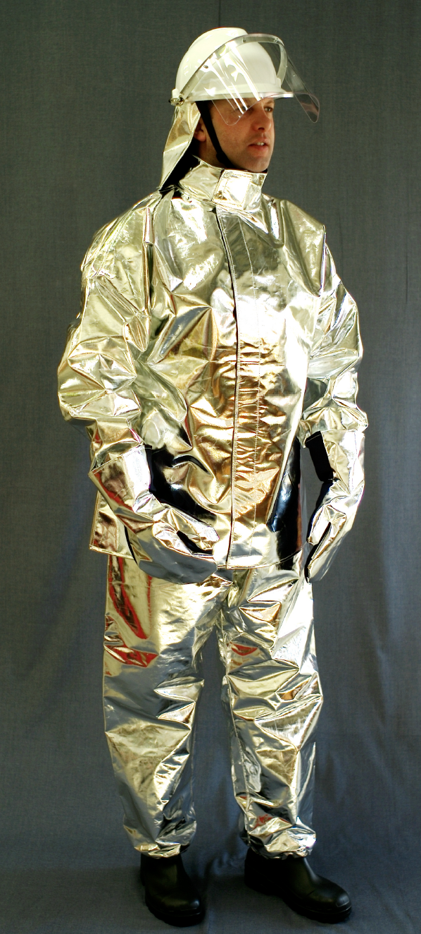 Flameguard Aluminised Jacket and Trousers MK3