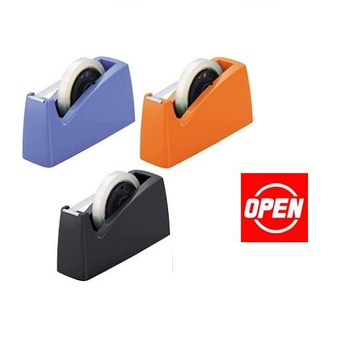 Open Brand Tape Dispenser Dual Core - Carbon Steel Blade