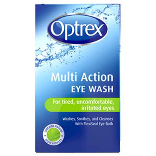 Optrex Multi Action Eye Wash 110ml