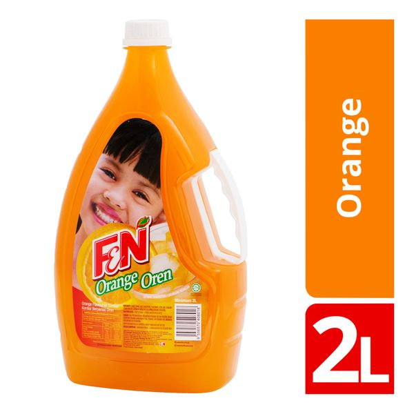 Orange Cordial 6bot X 2ltr