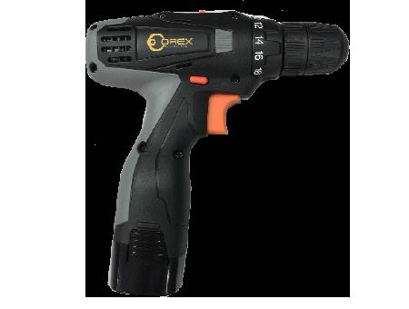 Orex Cordless Drill Driver 14.4v X 10mm