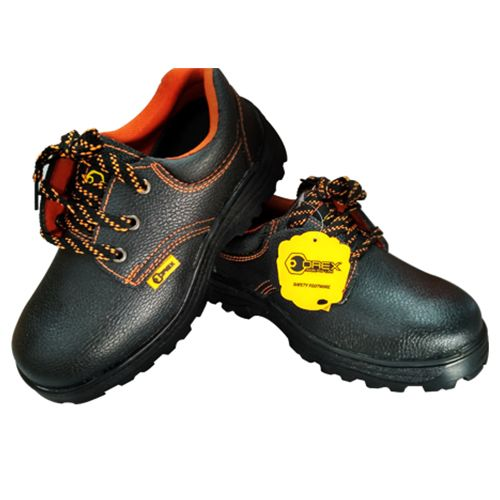 Orex Laced Safety Shoe With Steel Toe-cap & Mid Sole