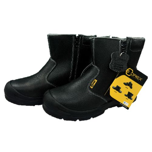 Orex Medium Low Cut Safety Shoe With Steel Toe & Cap