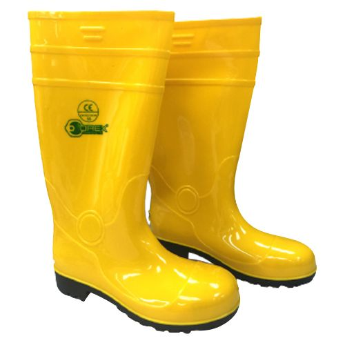 Orex Safety Rain Boots With Steel Toe