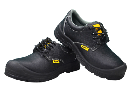 Orex Safety Shoe With Steel Toe & Cap, Pu Sole Ss:513 Approved ( 10pcs/ Pack )""