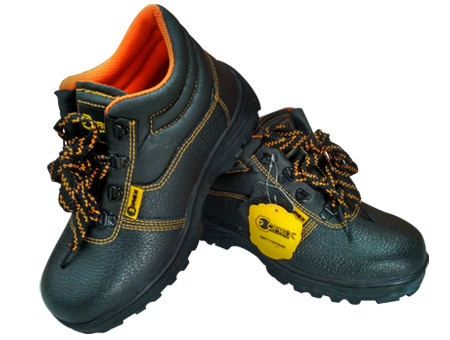 Orex Mid Cut Safety Shoe With Steel Toe-cap & Sole #600