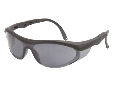 Orex Safety Spectacles - Adjustable Sf-168-gy(grey) ( 12pcs/ Pack )""