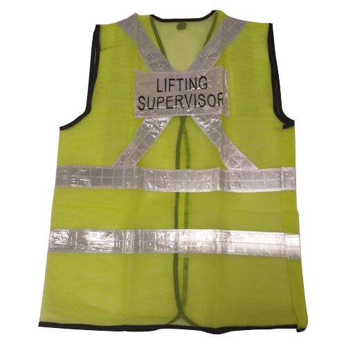 Orex Safety Vest With Wording