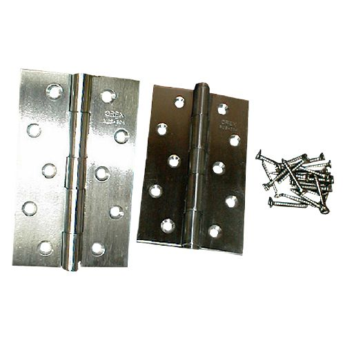Orex Stainless Steel Hinge With Screw
