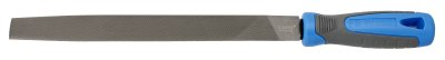 Unior Half-round File With Handle, Smooth 761hs